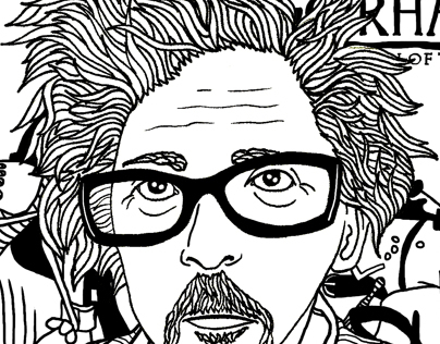 Styles Project - Tim Burton