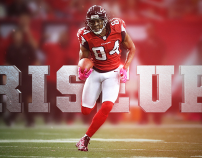 Roddy White 3D