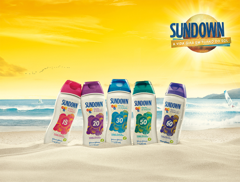 Sundown® - Advertising