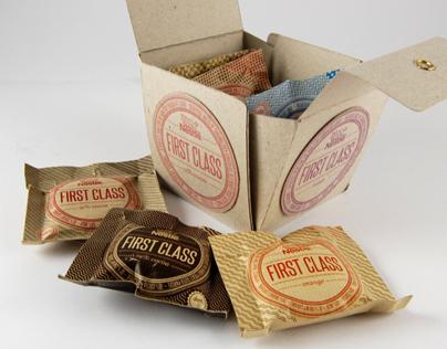 Starpack 2012 Nestle on the go packaging design.