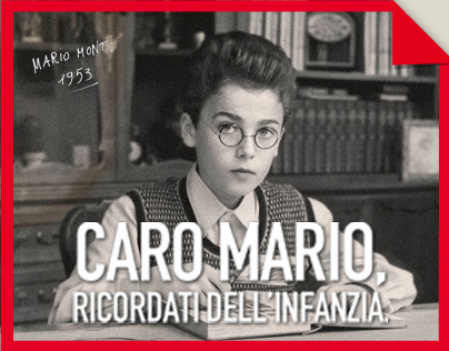 Ricordiamoci dell'infanzia | Save the children
