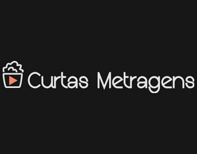 Curtas Metragens - Logo and Website