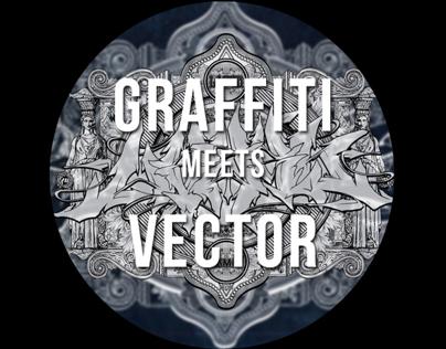 Graffiti meets Vector