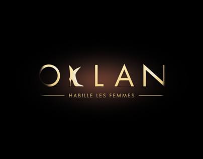 OKLAN - Branding for french fashion shop