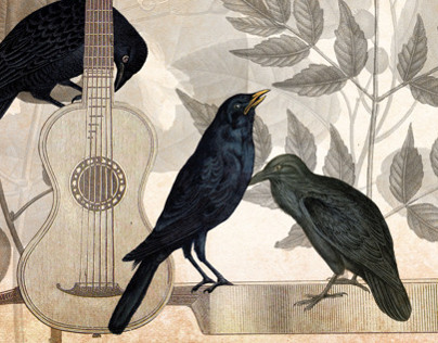 Crows and Guitars