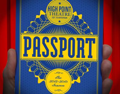 High Point Theatre 2012/13 Program