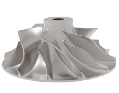 Impeller Machining