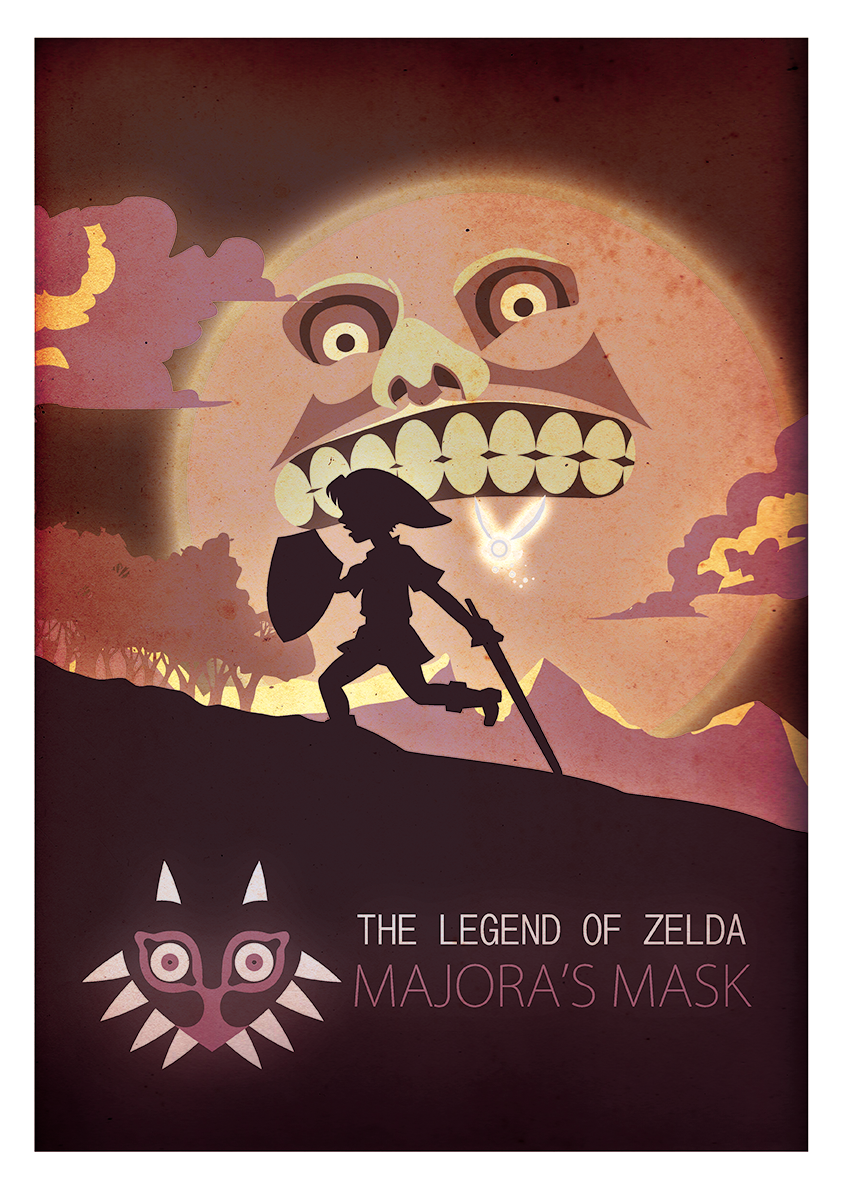 The Legend of Zelda Teaser Posters