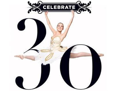 Greensboro Ballet 30 Year Anniversary Celebration