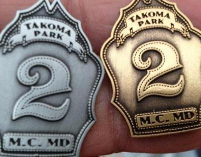 Tradition Pins: Takoma Park MD
