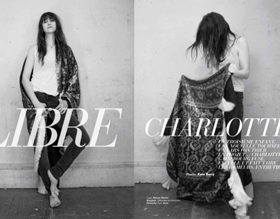 ELLE X Kate Barry