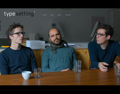 VIDEO  |  typesetting.tv - BASICS09