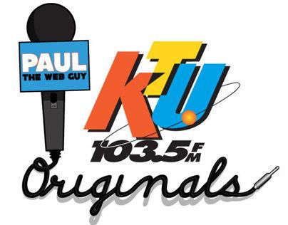 103.5 KTU FM's Paul The Web Guy