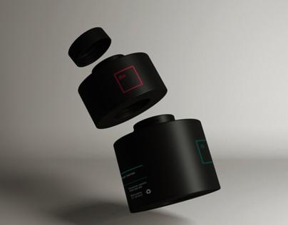ENKAJA Cocktail branding & packaging concept