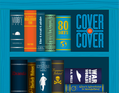 Cover to Cover book store