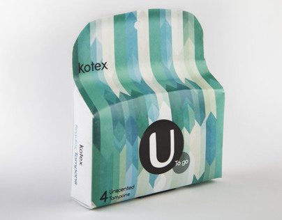 """U To Go"" Package Design."
