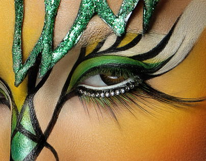 Creative Make up