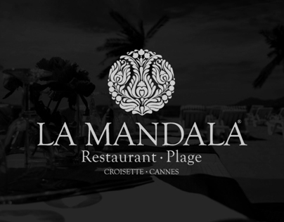 Art Direction - Corporate & Brand - LA MANDALA - CANNES