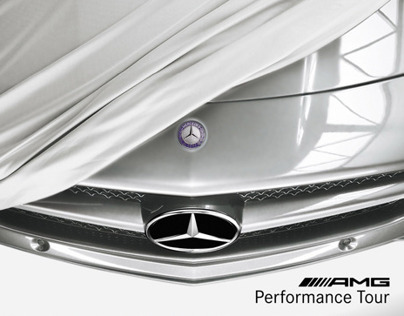 Invitation for AMG Performance Tour