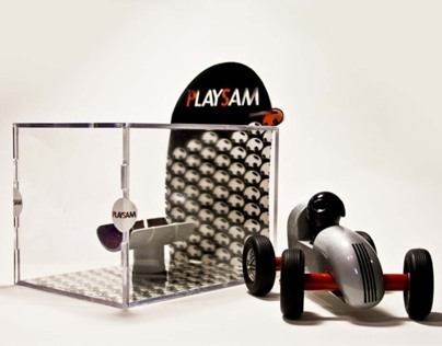 PLAYSAM Toy Package