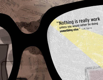 Nothing Is Work Poster