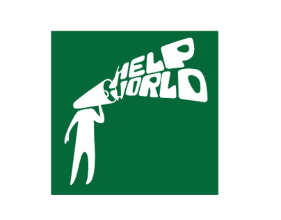 Helpworld logo