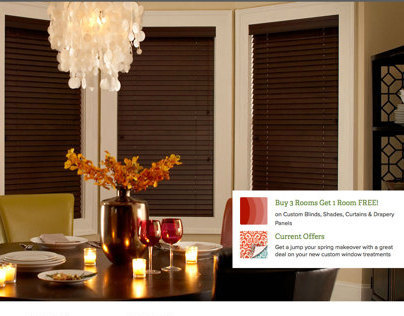 3 Day Blinds Website Redesign