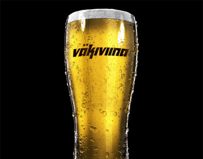 Vakiviina Lager Illustration