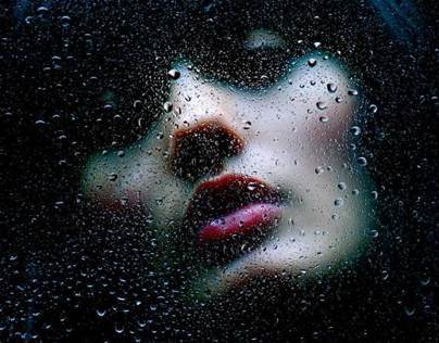 In The Midnight Rain By TOMAAS