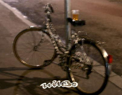 Willbe - Zebra Bike
