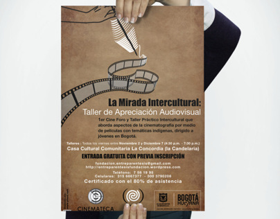 Mirada Intercultural (Event Design)