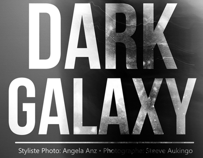 DARK GALAXY BY ANGELA ANZ - PHOTOGRAPHE DE MODE PARIS