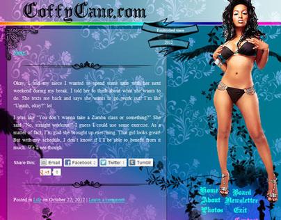 CoffyCane.com: Angel