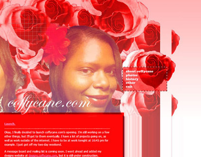 CoffyCane.com: Red Roses