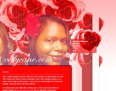 CoffyCane.com: Red Roses