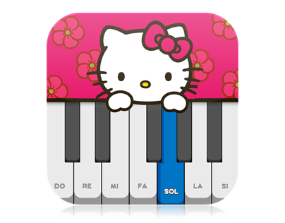Hallo Kitty Music App