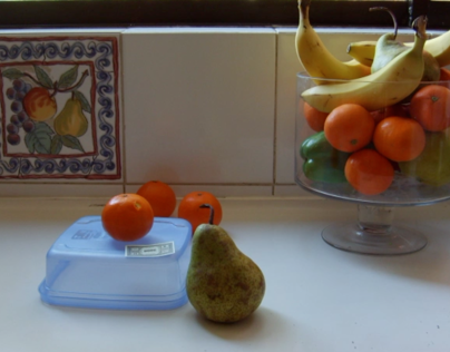 Clementines Strip Club Stop Motion