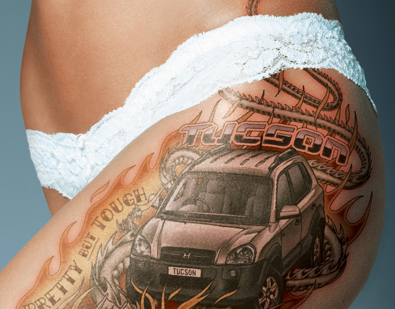 Hyundai Tattoo
