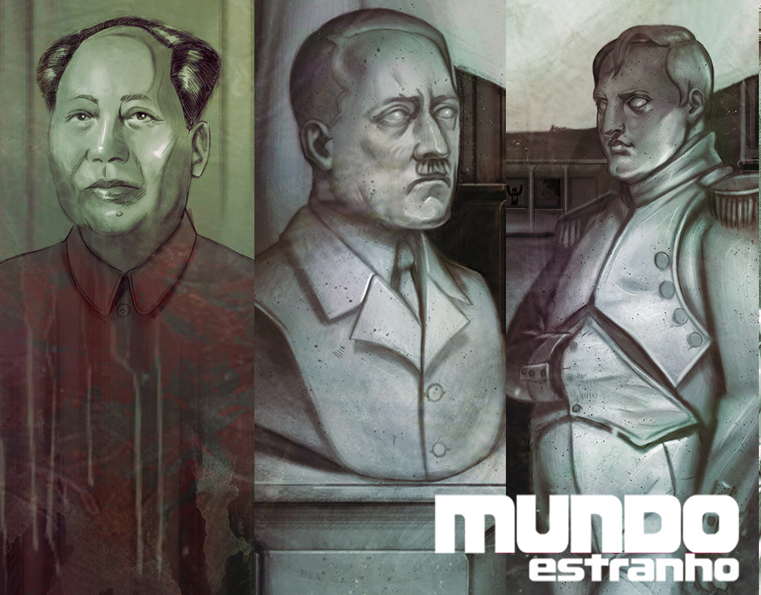 Matéria de Capa ME #150 - Museu da Maldade