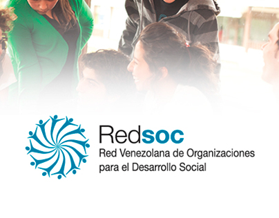 Rediseño Web Redsoc // Refreshing Web Redsoc