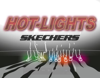Midnight City-M83 Skechers Ad Rotoscopy