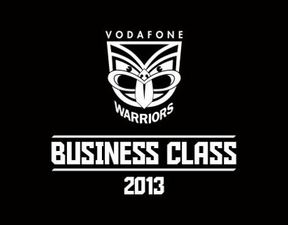 Warriors Business Class 2013