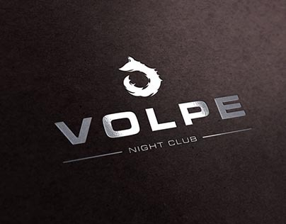 VOLPE Night Club Branding