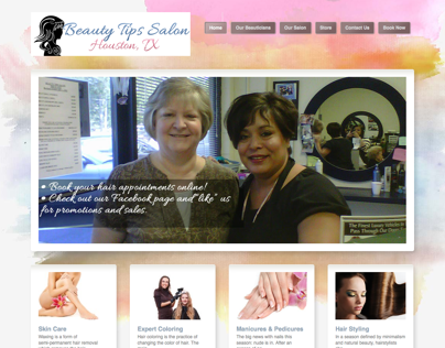 Beauty Tips Salon