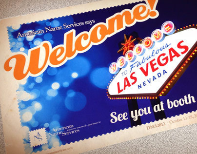 DMA 2012 Postcard