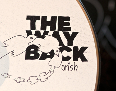 The Way Back : Language for a music album