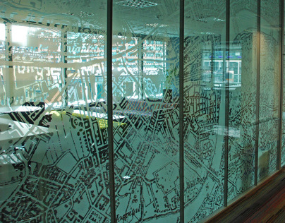 UEA London glass manifestation