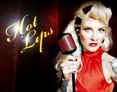 TV ADS for HOT LIPS erotic shop