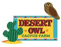 Identity: Desert Owl Cactus Farm
