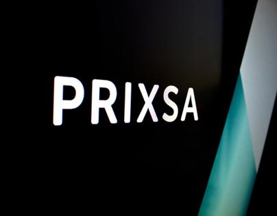 PRIXSA Branding